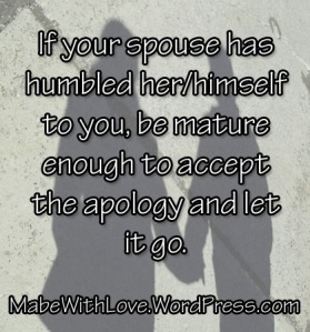 Accept Apologies